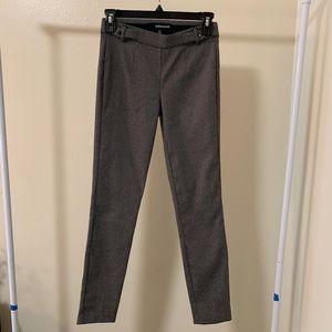 Black/White Straight Leg Slacks FINAL PRICE